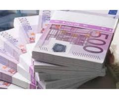 Ofer un împrumut de la 5.000 € la 10.000.000 €
