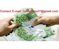 O ofertă de împrumut serioasă și sigură