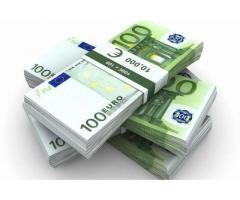 Ofertă de împrumut între persoană serioasă în cel mult 72 de ore