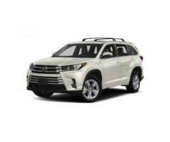 Toyota highlander hibrid noi si rulate pe stoc si la comanda din SUA